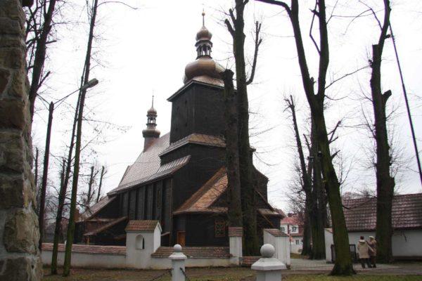 Parafia Łososina Górna